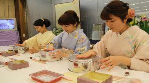 金沢 和菓子 体験