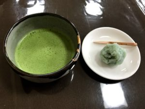 金沢 抹茶 体験